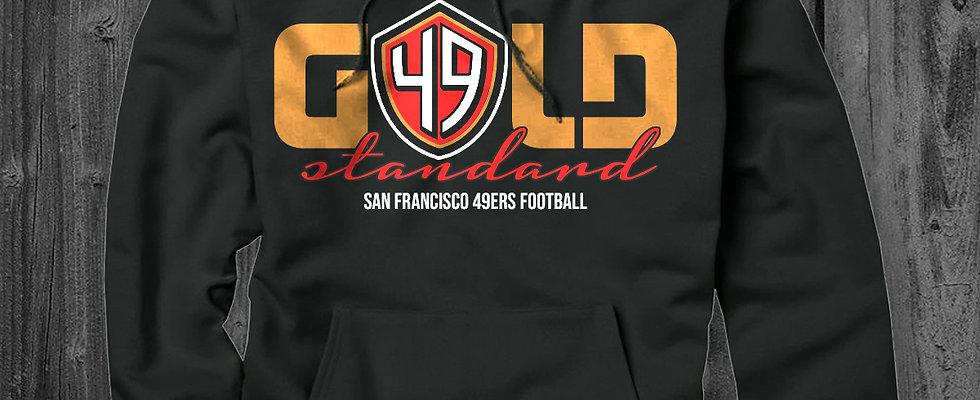 GOLD STANDARD HOODIE - PRINT