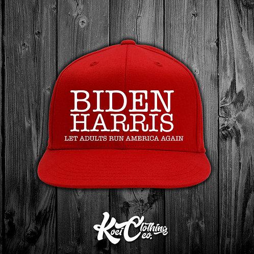 BIDEN HARRIS - LET ADULTS RUN AMERICA AGAIN