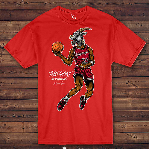 THE GOAT - MJ (END OF DISCUSSION)