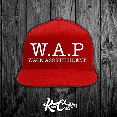 W.A.P - WACK ASS PRESIDENT