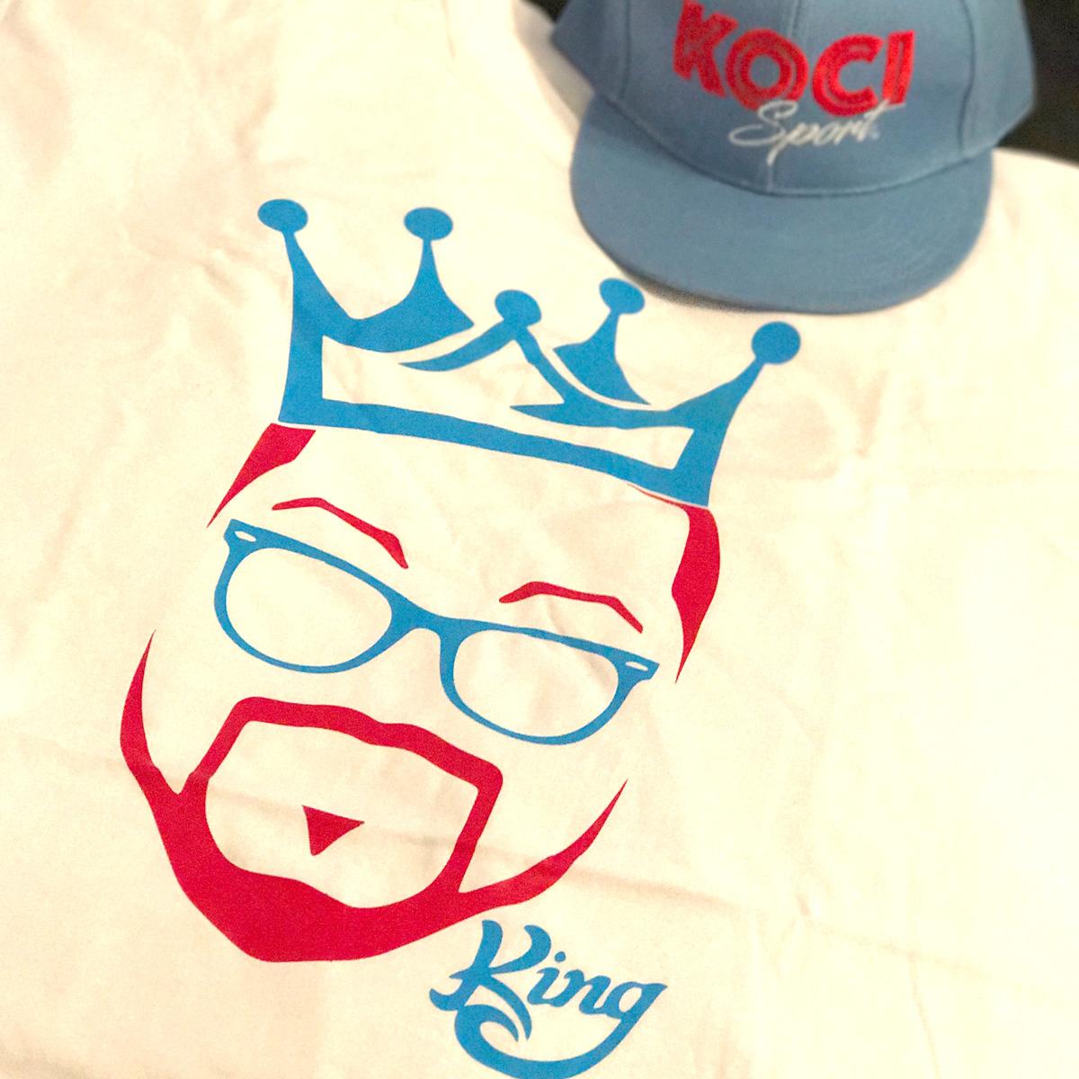 KING & KOCI SPORTS SET