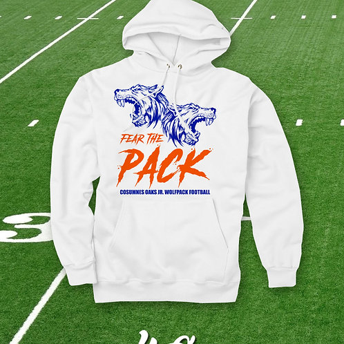 FEAR THE PACK HOODIE