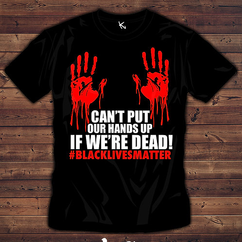 HANDS UP TEES