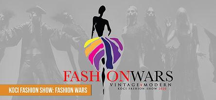 SCASW20: FASHIONWARS FASHION SHOW