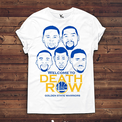 LIMITED EDITION - WELCOME TO DEATH ROW