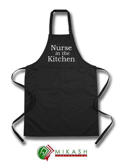 Nurse in the Kitchen - Apron