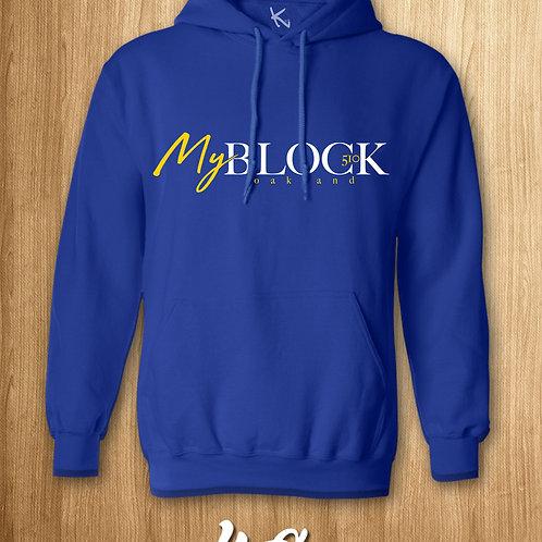 MY BLOCK HOODIES (NEW)