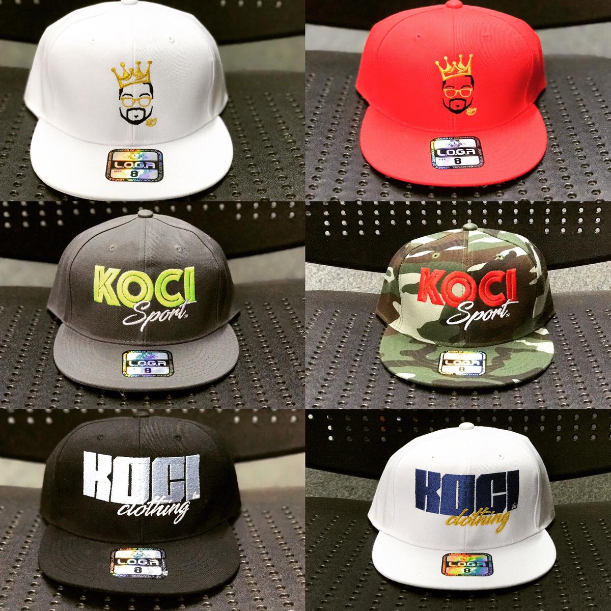 KOCI HATS