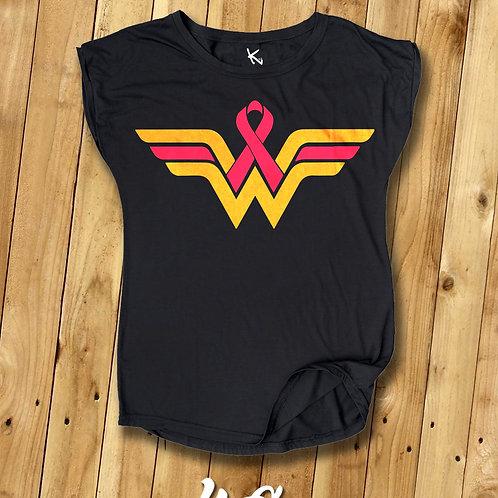 """F*** CANCER """"Wonder Woman"""""""