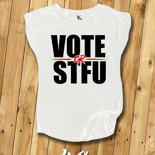 VOTE OR STFU (WOMEN)