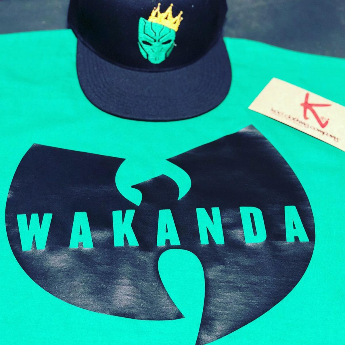 WAKANDA - WU