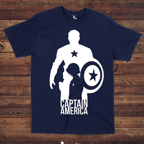 CAP TEE SUPER HERO