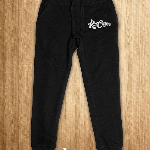 KOCI JOGGER SWEATS - BLACK