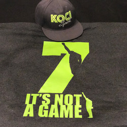 NOT A GAME AND KOCI SPORTS SET