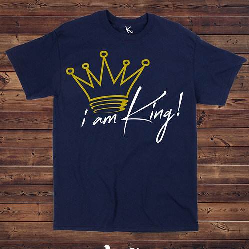 I AM KING