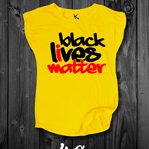 BLACK LIVES MATTER (I MATTER)
