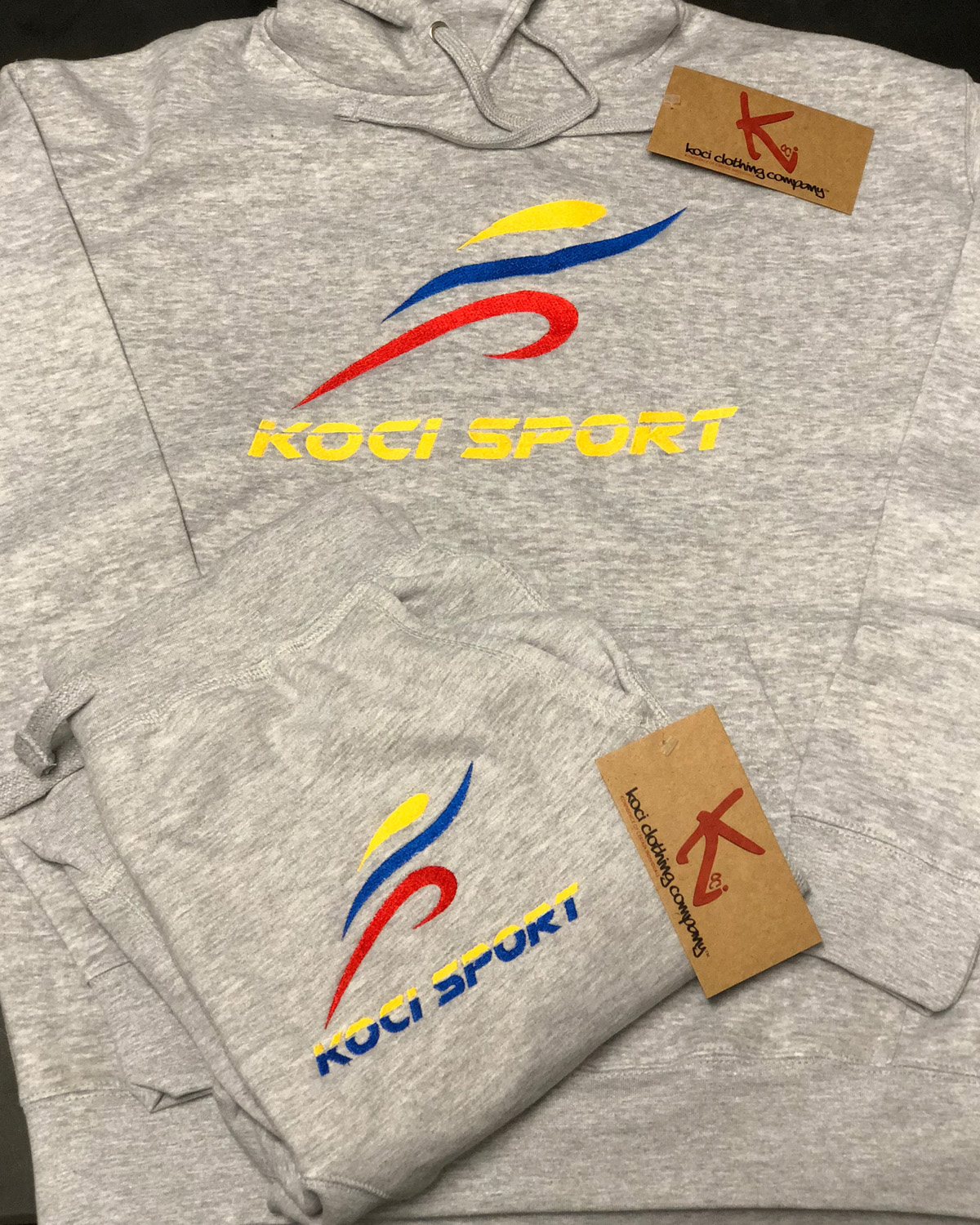 KOCI SPORT SWEAT SUIT