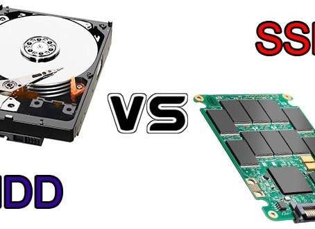 HD ou SSD? Confira as diferenças e vantagens de cada tecnologia.