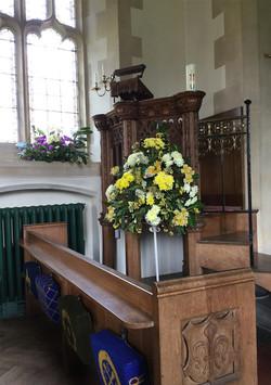 St Stephens pulpit