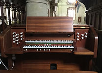 St Mary's, Sturminster Marshall - organ