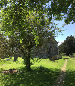 St Bartholomew Shapwick 1
