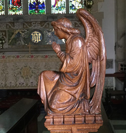 St Stephens angel