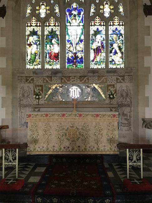 St Stephens altar