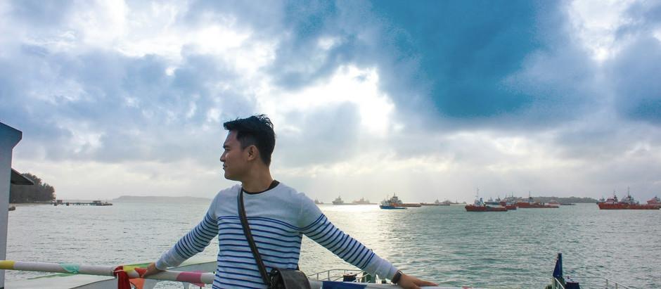 How to go to Labuan Island, Sabah.