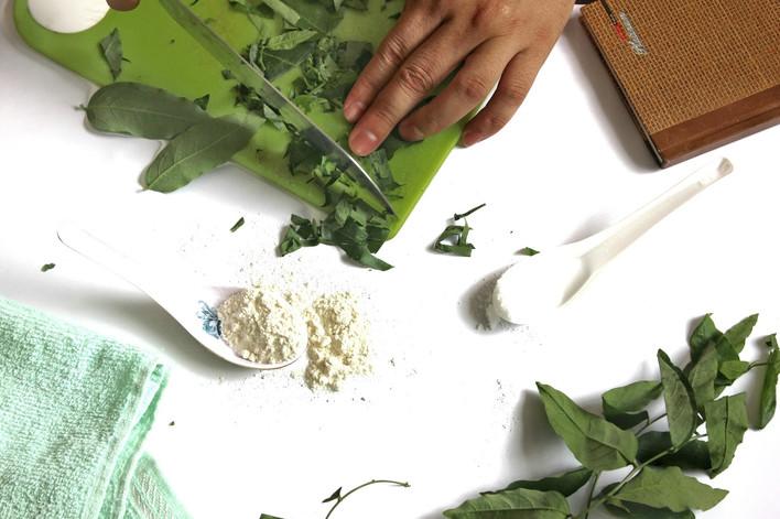 Chop Sayur Manis