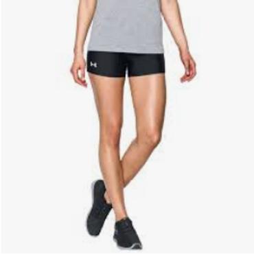 Girls Sprinter Shorts
