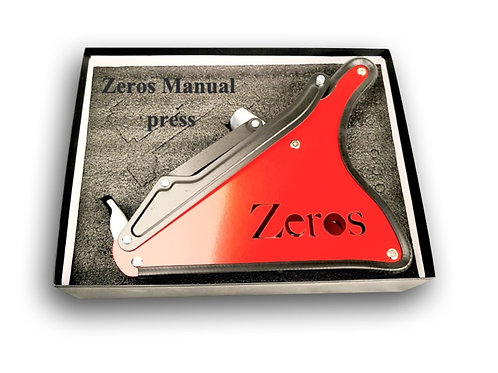 Zeros manual press only