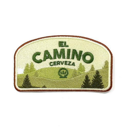Parche termoadhesivo El Camino Cerveza Grande