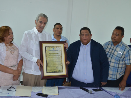INVERSUR dona 73 mil 761 metros cuadrados de terrenos  a la Alcaldía de Azua