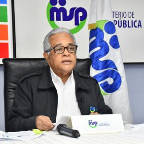 Salud Publica reforzará medidas de vigilancia y control por COVID-19 en el Distrito Nacional.