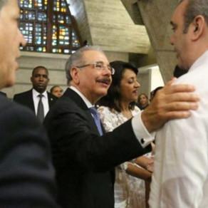 Presidente Danilo Medina recibirá mañana, en el Palacio Nacional, al presidente electo Luis Abinader