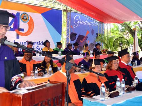 La Universidad Tecnología del Sur (UTESUR) celebra en grande 40 años de su fundación