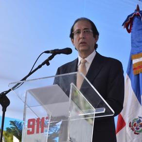 """Ministro Montalvo: """"El Sistema 9-1-1 es ya un legado irrenunciable para el pueblo dominicano"""