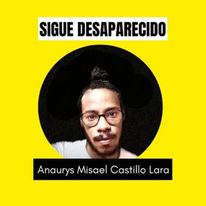 Encontremos al joven Anaury Castillo
