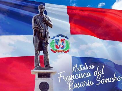 Actos a Francisco del Rosario Sánchez para concluir Mes de la Patria