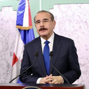Danilo Medina extiende acciones sociales por COVID-19 hasta 16 agosto