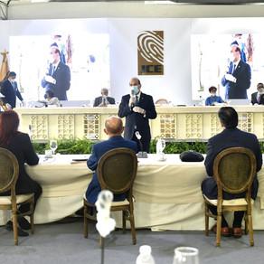 JCE y  partidos políticos sostienen reunión sobre elecciones presidenciales y congresuales
