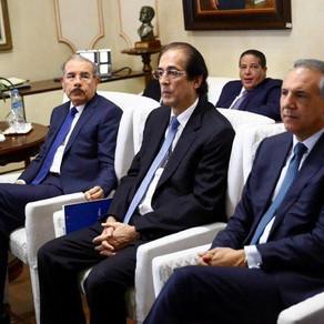 El Presidente sesiona con organismos emergencias