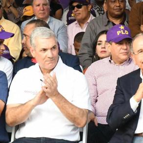 Presidente Danilo Medina y Gonzalo Castillo juramentan candidatos municipales de la Vega
