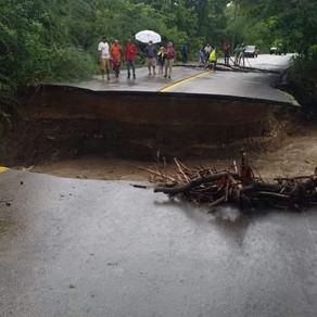 La Tormenta Tropical Laura dejó pérdidas por 920 millones de pesos en Azua