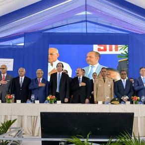 Presidente Medina deja en funcionamiento Sistema 9-1-1 en San Juan con  750 colaboradores