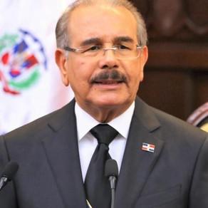 Presidente Danilo Medina extiende toque de queda hasta el 13 de junio