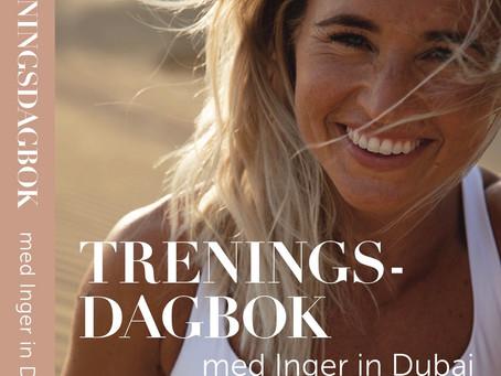 Treningsdagbok med Inger in Dubai! #reklame