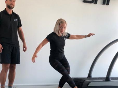 Styrketrening for løping med Inger in Dubai #reklame