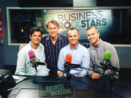 IMAGE founders Jason & Shaun Olsen interviewed on Business Rockstars podcast