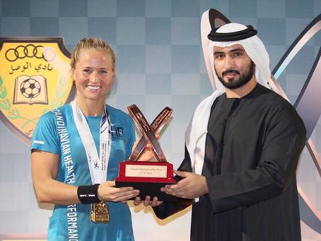 Dubai Fitness Championship: dag 6